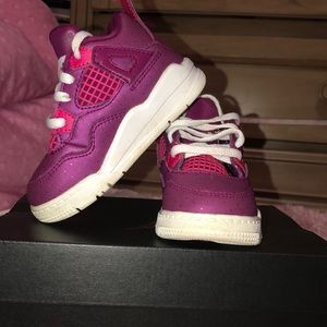 Jordan 4 Retro size 5c